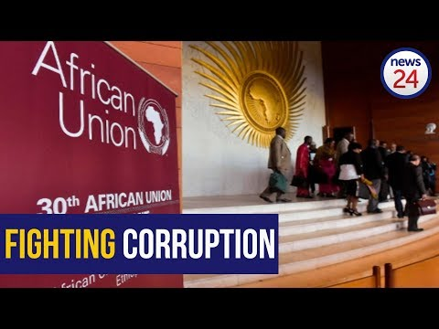 African Union summit: corruption takes centre stage