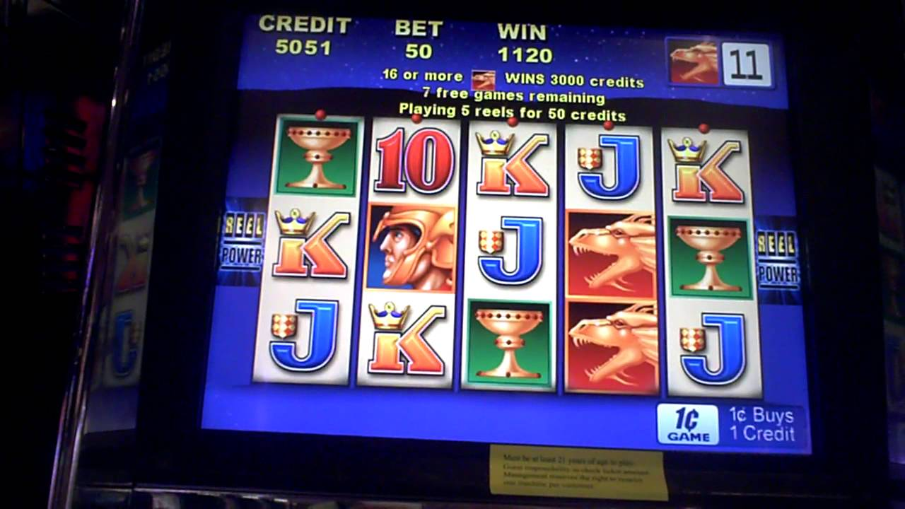 Dragon Lord Slot Machine