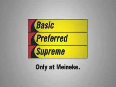Meineke Oil Change