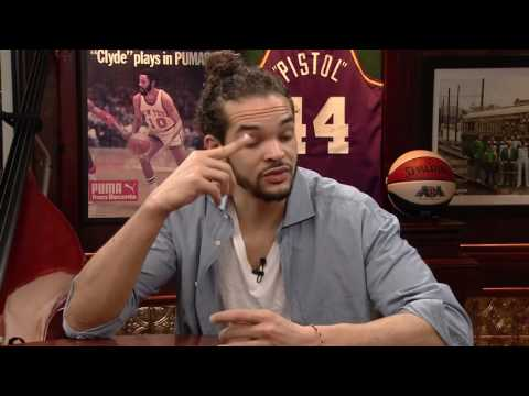 Joakim Noah and Bill Simmons | 2014 NBA All-Star Weekend B.S Report Special
