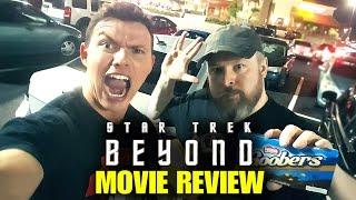 STAR TREK BEYOND - Flick Trip Spoiler Movie Review