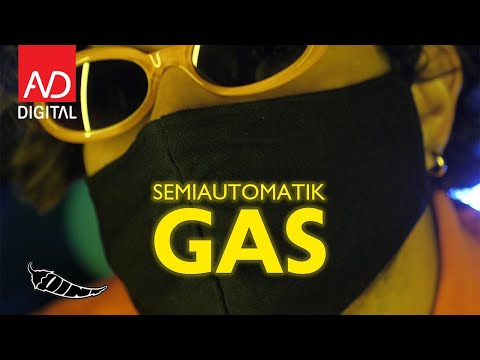 SEMIAUTOMATIK - GAS (OFFICIAL VIDEO)