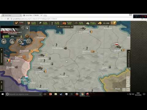 Call of War 1942 Dicas Como Jogar Parte 1