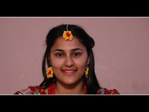 Komalpreet weds gurpreet jaggo highlights Gill photography dhuri m:81467-57363