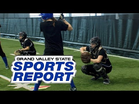 Grand Valley State Sports Report - 02/12/2018 - Full Episode