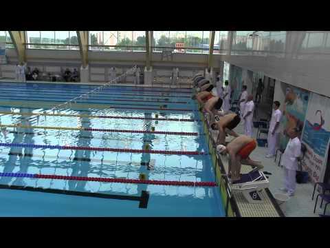 XI чемпионат Европы по плаванию среди глухих спортсменов