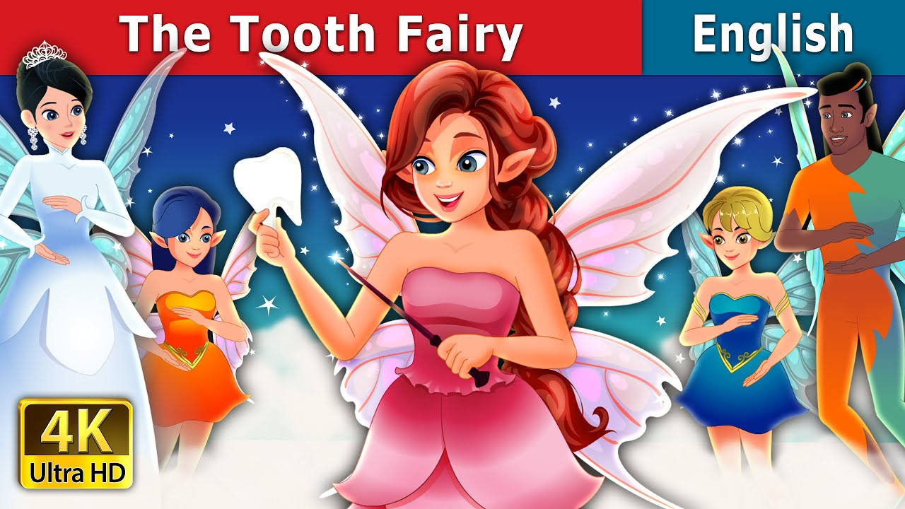 The Tooth Fairy in English | Stories for Teenagers | English Fairy Tales