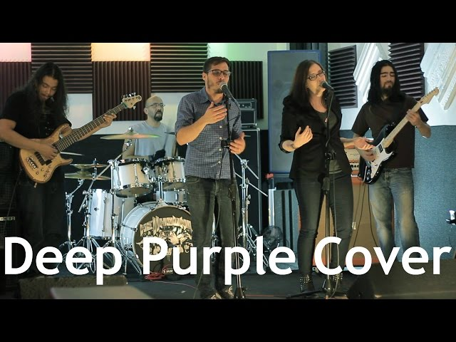 Perfect Strangers (Deep Purple Cover)- Killed The Fixtion ft. Roux Bedrosian