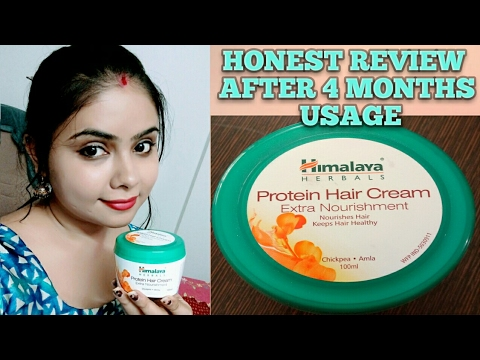HIMALAYA HAIR PROTEIN CREAM HONEST REVIEW, #HERBAL #himalaya #hairprotein #HAIR