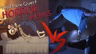 Troll Face Quest.EXE - Horror 1 | GAME VS MOVIE