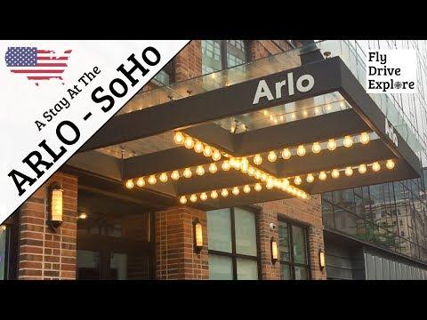 A Stay At The Arlo Hotel, SoHo, New York City