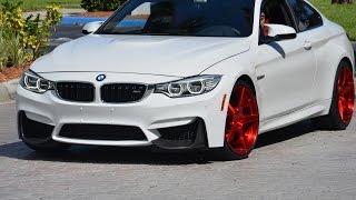 BMW M4 F82 F83 M3 F80 Splitters generic eBay vs Name Brand