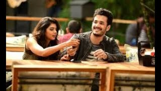 Akhil Akkineni Latest Telugu Full Movie || Kalyani Priyadarshan || Jagapathi Babu || Ramya Krishna