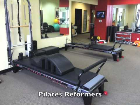 Tour our Center Riviera Sports Physical Therapy