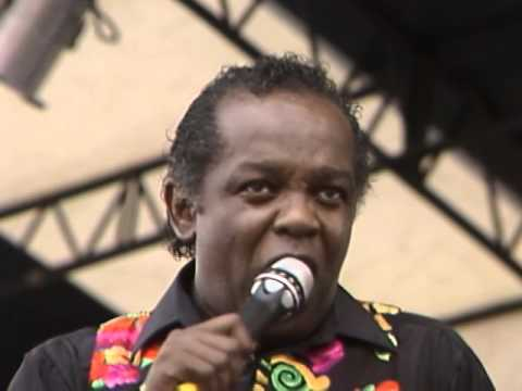 Lou Rawls - I've Got a Room with a View of the Blues - 8/18/1991 - Newport Jazz Festival (Official)