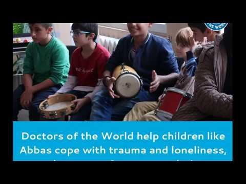 Help refugee children this winter - Doctors of the World UK