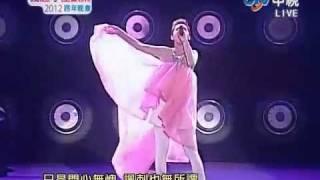 2012楊丞琳-曖昧 我們都傻 組曲(義起守住歡樂跨年晚會).mp4