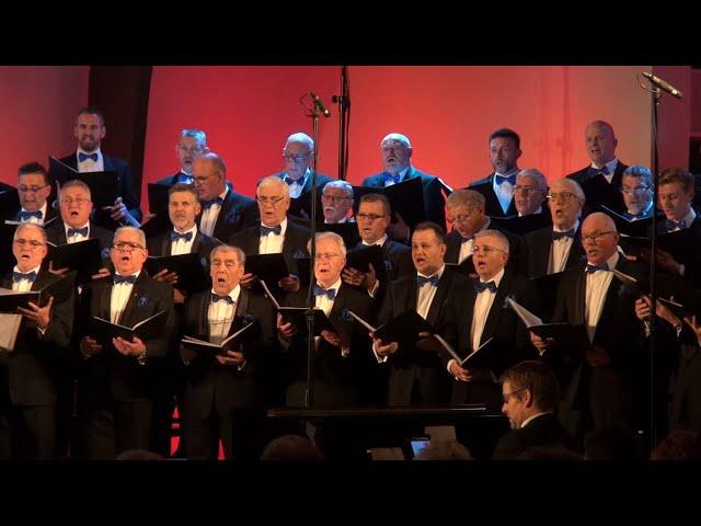 Kerstconcert 2020 - Christelijk Mannenkoor 't Harde e.o.