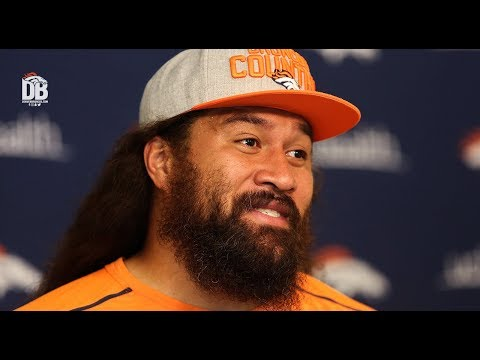 After Practice: Domata Peko excited by rookies Bradley Chubb, Courtland Sutton and Josey Jewell
