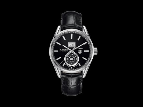 Tag Heuer Carrera Calibre 8 GMT Automatic May 2016 As new!
