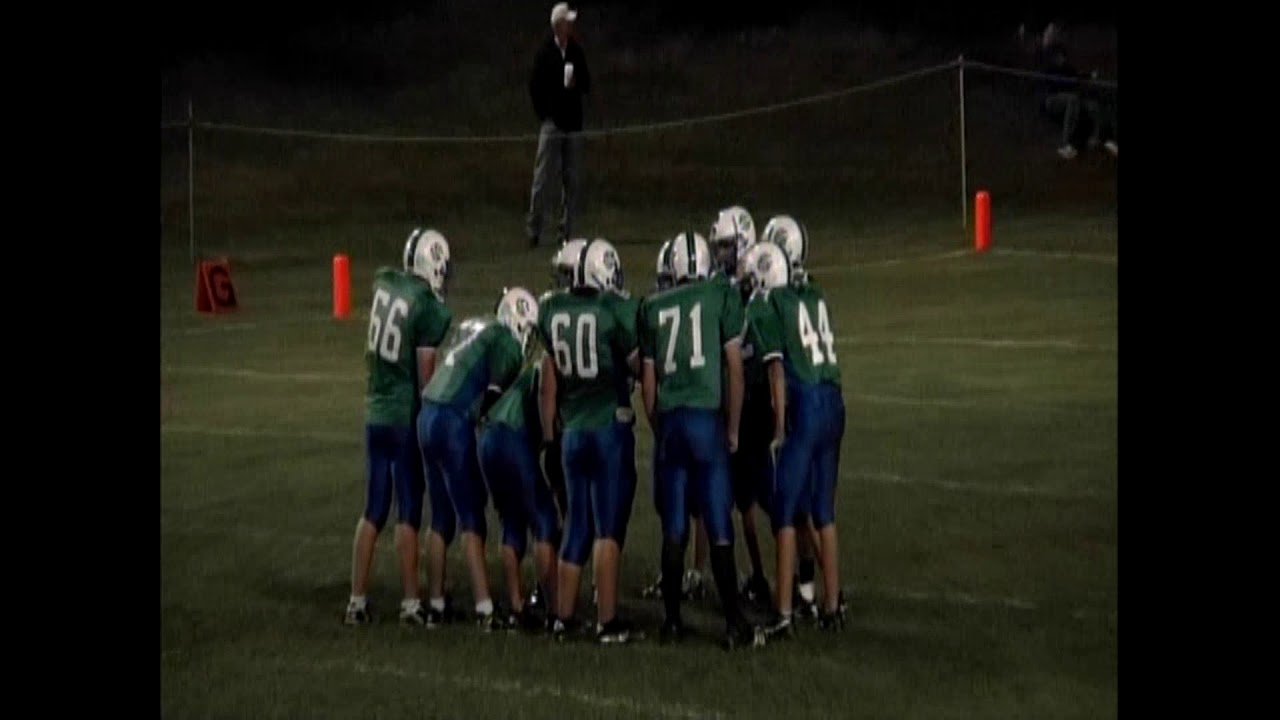 Plattsburgh - Seton Catholic Football  9-10-10