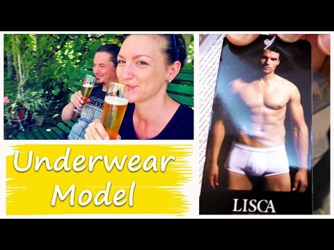 TRAVEL SLOVENIA | LJUBLJANA | Vlog 65 - Mark Models Underwear