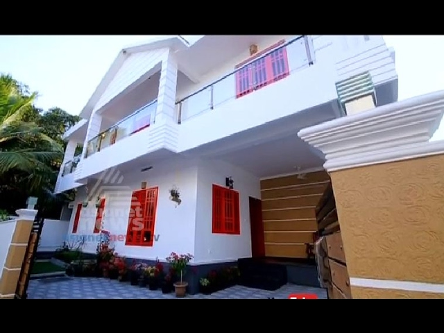 2300 SqFt Modern Style 4 BHK Home in Ernakulam | Dream Home 11 Feb 2017