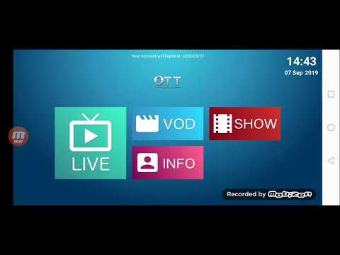 The Fastest IPTV Application in the World | Premium 4K/HD/SD Channels |  Best For Android Box