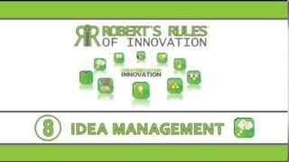 Innovation: Ideation and Ideation Techniques (2014)