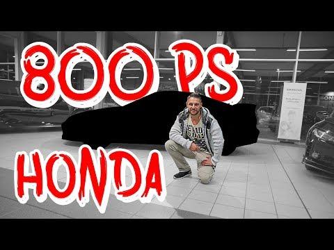 Honda's letzter Streich! Eugen's 800PS Integra Folge 1 | Philipp Kaess |