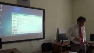 Ph.D Baasanjav Bayanjav. Основы коммуникации - 2 лекция