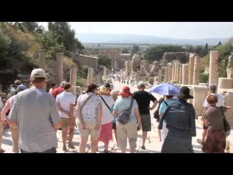 Trip to Turkey, ruins of Troy, Pergamon & Ephes