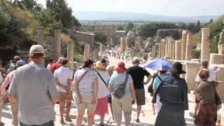 Trip to Turkey, ruins of Troy, Pergamon & Ephes