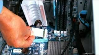 Gigabyte Z68 Install Onboard SSD