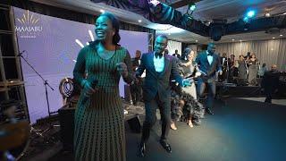 GALA D'OUVERTURE : Medley Maajabu - Mike Kalambay, Sandra Mbuyi, Rosny Kayiba (Mix cover)
