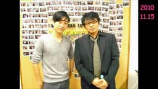 2010.11.15 FM「BANG BANG ZIP」ASKAゲスト♪