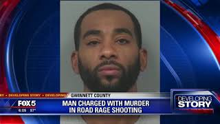 Man charged with murder in road rage shooting