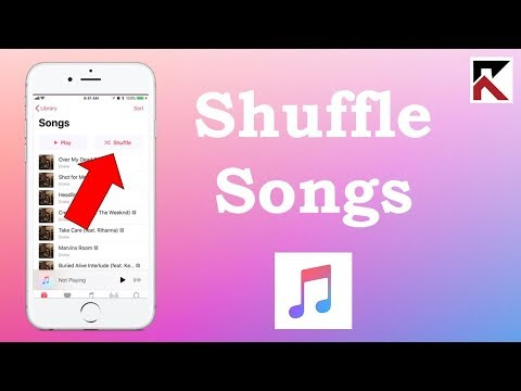 How To Shuffle Songs Apple Music Library