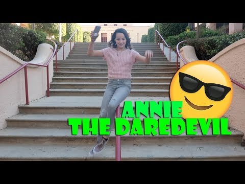 Annie The Daredevil 😎 (WK 364.2)   Bratayley