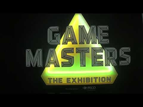 Game Masters: The Exhibition (video game history...and Shenmue!) |