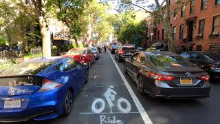 ⁴ᴷ⁶⁰ Cycling NYC : Downtown Brooklyn to Coney Island (September 19, 2020) - Narrated