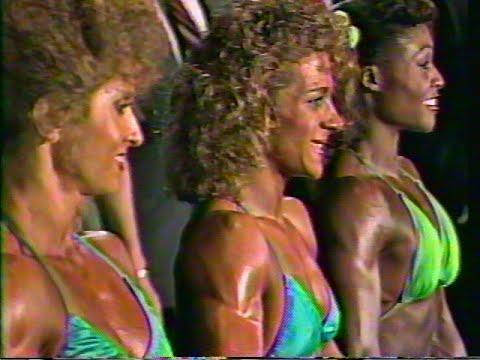 1989 USA Women's Bodybuilding Championhip