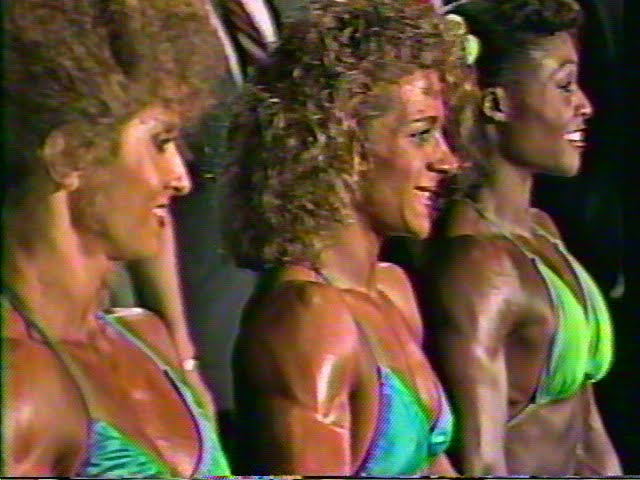 1989 USA Womens Bodybuilding Championhip