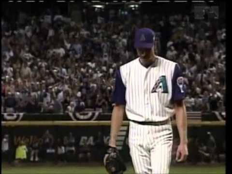 Randy Johnson tribute - 2001 WS Game 2 reel