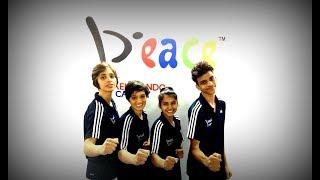 Team Peace Taekwondo at Junior National 2017