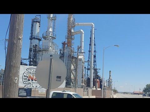 My Illegal Arrest!!!  Tyrants Found!!!  Artesia, New Mexico Navajo Refinery