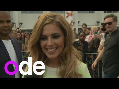 X FACTOR: Cheryl clears up name confusion and admits Simon Cowell is still mean to her
