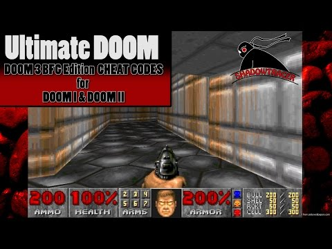 DOOM Cheat Codes -  DOOM 3: BFG Edition - How to Access Console & Enter Codes