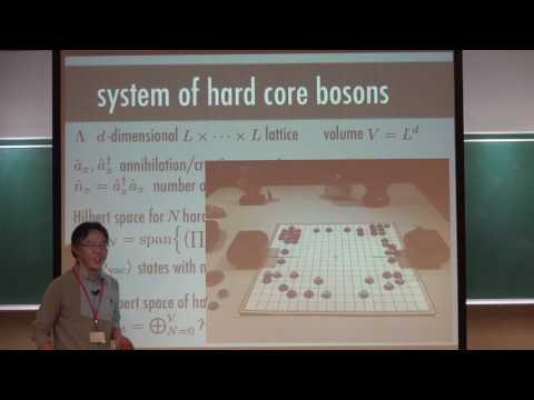 """Hal Tasaki, """"Spontaneous 'symmetry breaking' and entanglement formation in coupled BEC"""" Part II"""