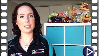 Tash Kritter - Owner Of Little Wooden Toybox